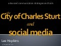City of Charles Sturt and social media