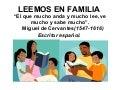 Leemos En Familia