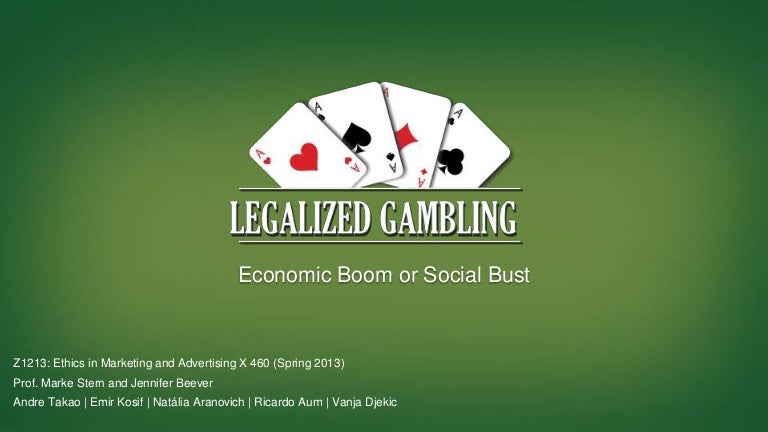 society benefits from legalized gambling essay Gambling addiction gambling addiction is an issue found in numerous areas where gambling is legal people who are addicted to gambling, also know as problem gamblers, face many health risks including depression, suicidal thoughts, loss of sleep, loss of appetite, migraine and anxiety in addition to marriage breakdown, problems at work and bankruptcy (9.