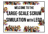 #lego4scrum with Large-Scale Scrum (LeSS)