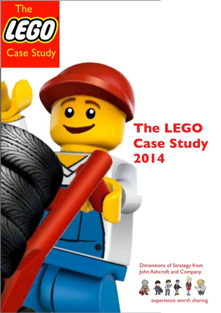 Lego case study presentation for Cover letter for lego