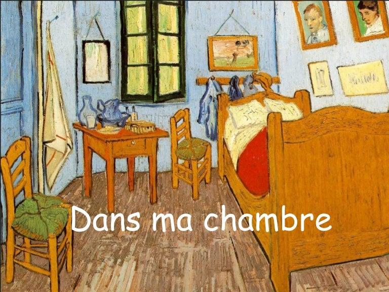 Le Lexique De La Chambre A Coucher Et Les Prepositions