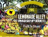 Lemonade Alley Sponsorship Deck, 2015