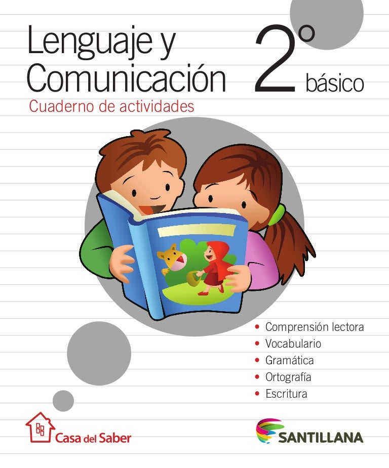 Cuaderno actividades lenguaje 2 for Para desarrollar una entrada practica