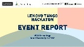 The ChairEEEE at Viva Technology: the 1st Lenovo Hackaton