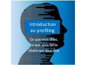 Introduction au profiling