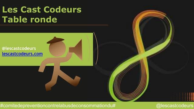 Lescastcodeurs Devoxx France 2015