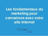Les fondamentaux du marketing sur Internet