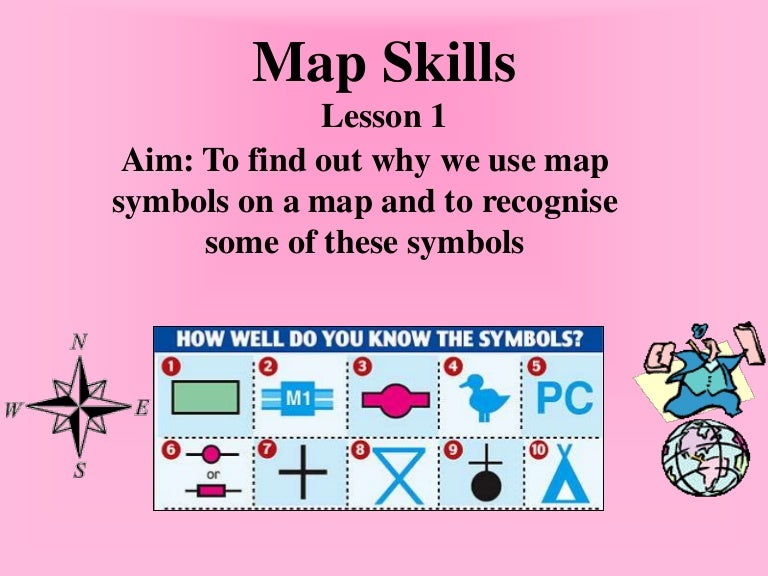 Igcse Map Skills For Paper 2