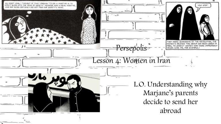 Lesson 4 Women In Iran