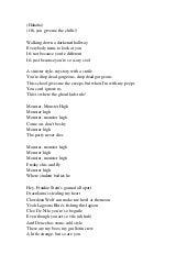 Letra De La Cancion Let Her Go En Ingles