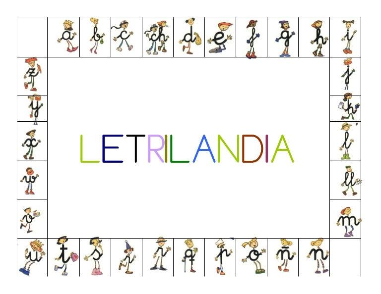 Letrilandia Un Método Perfecto Para Aprender A Leer