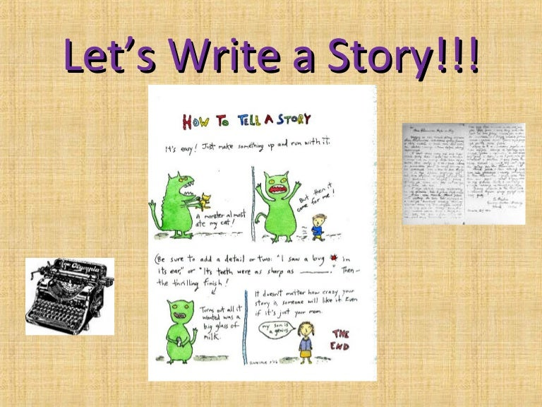 Premise Indicator Words: Lets Write A Story