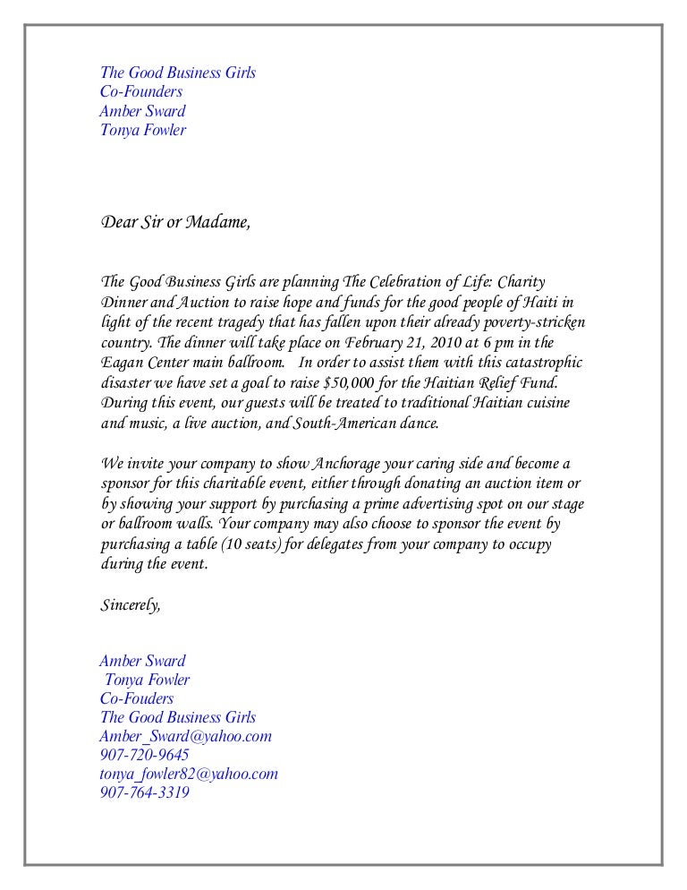 Letter of invitation stopboris Images