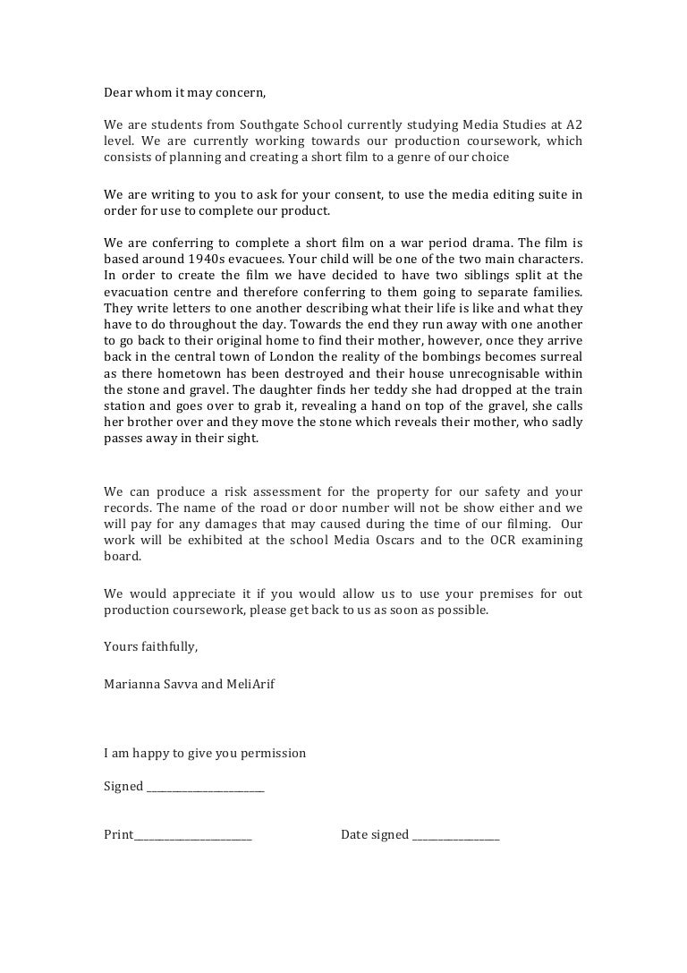 Letter Granting Permission To Use Logo Altin Northeastfitness Co