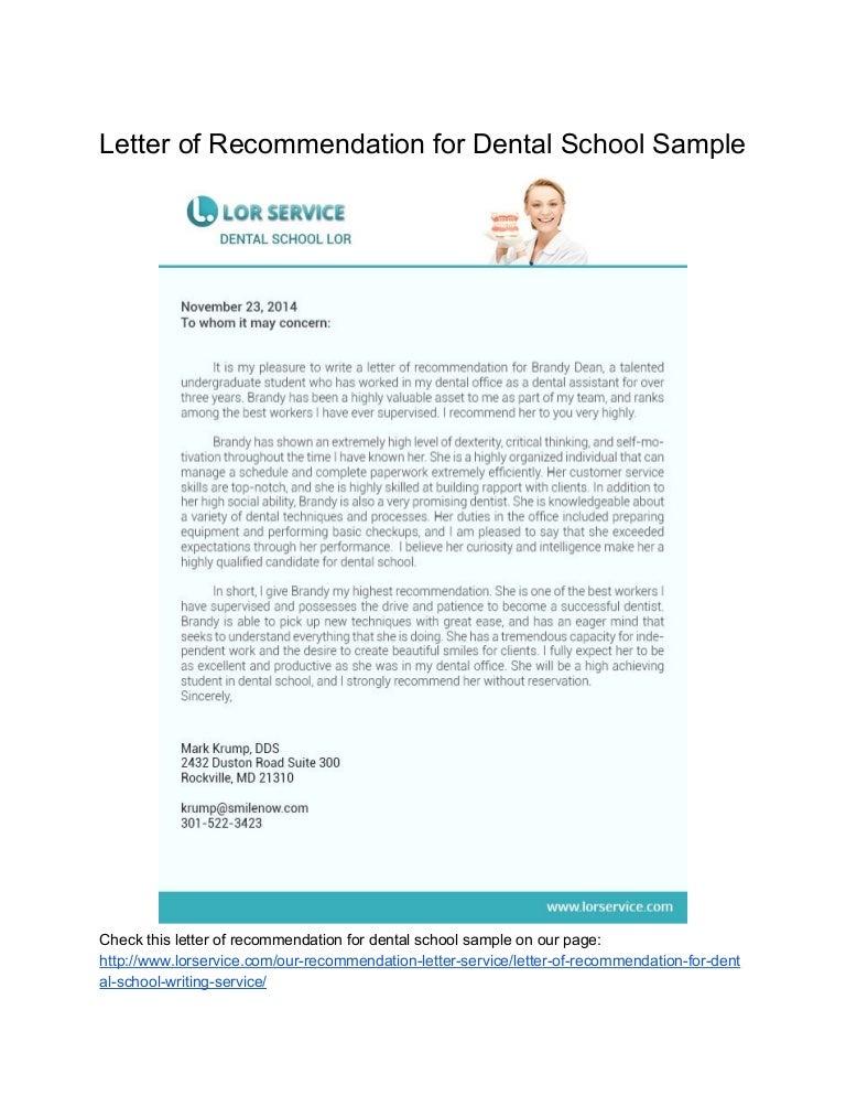 Letter Of Recommendation Samples from cdn.slidesharecdn.com