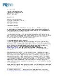 PRSA Letter to Senate Subcommittee on Contracting Oversight — March 13, 2012