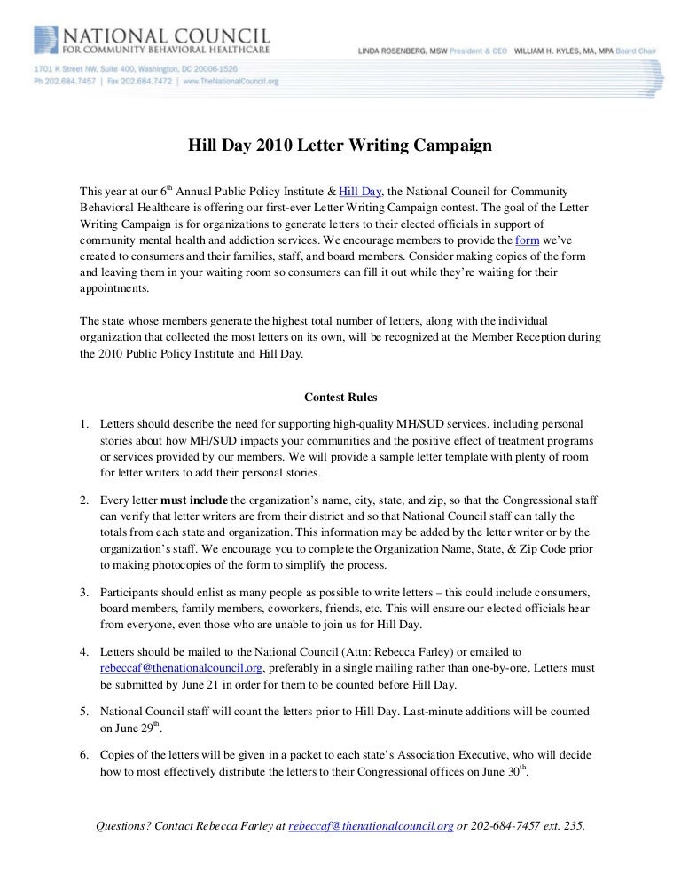 Letter writing campaign template heartpulsar letter writing campaign template expocarfo Images