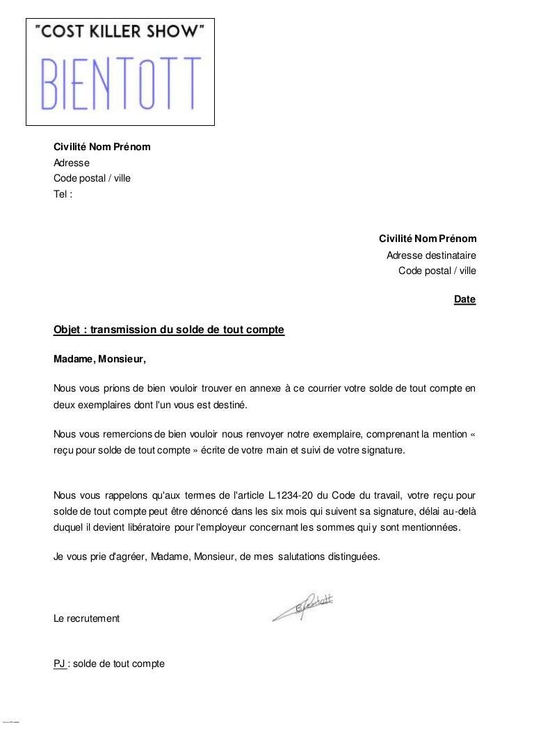 full settlement  french
