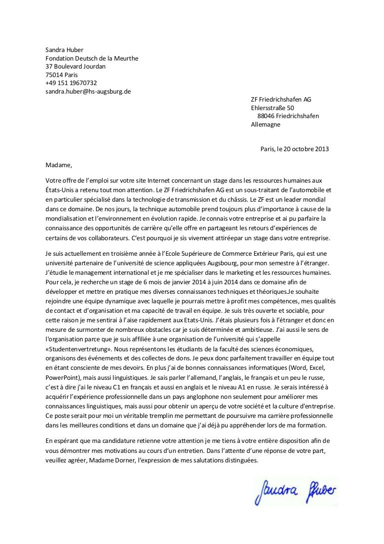 Ebook Lettre De Motivation Licence Science Politique