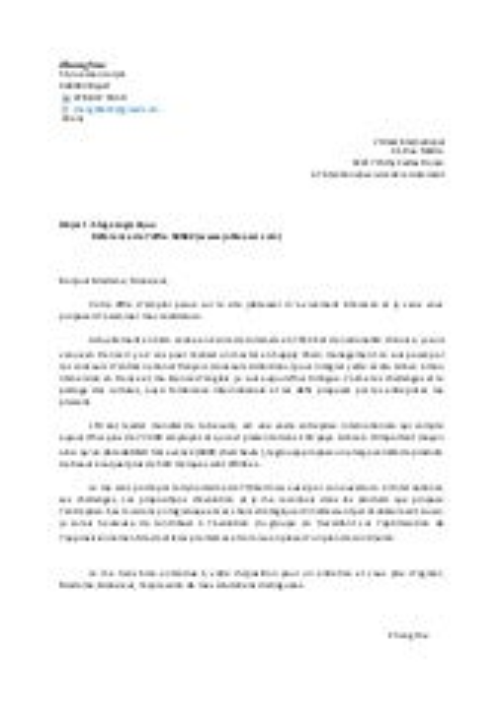 Examen Communication Transversal