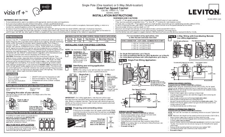 levitonvrf01 1lzproductmanualandsetupguide 130421211140 phpapp01 thumbnail 4?cb=1366578735 leviton vrf01 1 lz product manual and setup guide wiring diagram for leviton t5625 at fashall.co