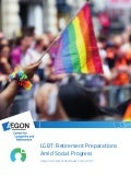 LGBT: Retirement Preparations Amid Social Progress