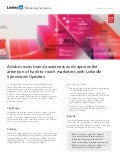 Adobe Case Study: Building the Brand with LinkedIn Sponsored Updates