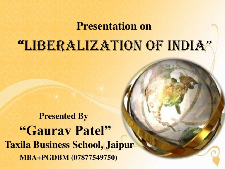 privatisation in india ppt