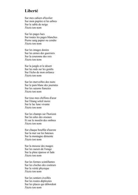 poesie courage de paul eluard