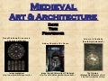 Library Instruction on Medieval Art & Architecture (Extended)