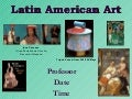 Library Instruction for Latin American Art & Architecture