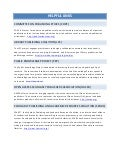 Library as publisher handout 2-helpful links