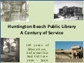 Library Centennial Slideshow Final