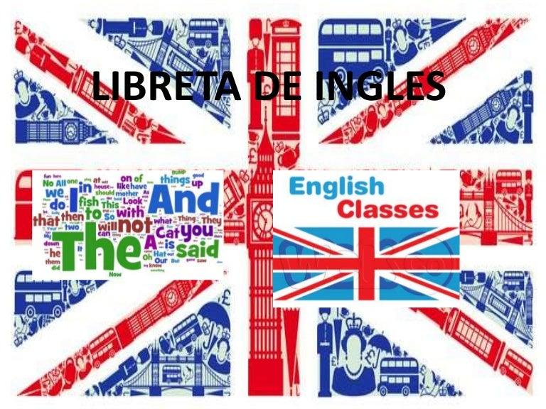 Libreta De Ingles
