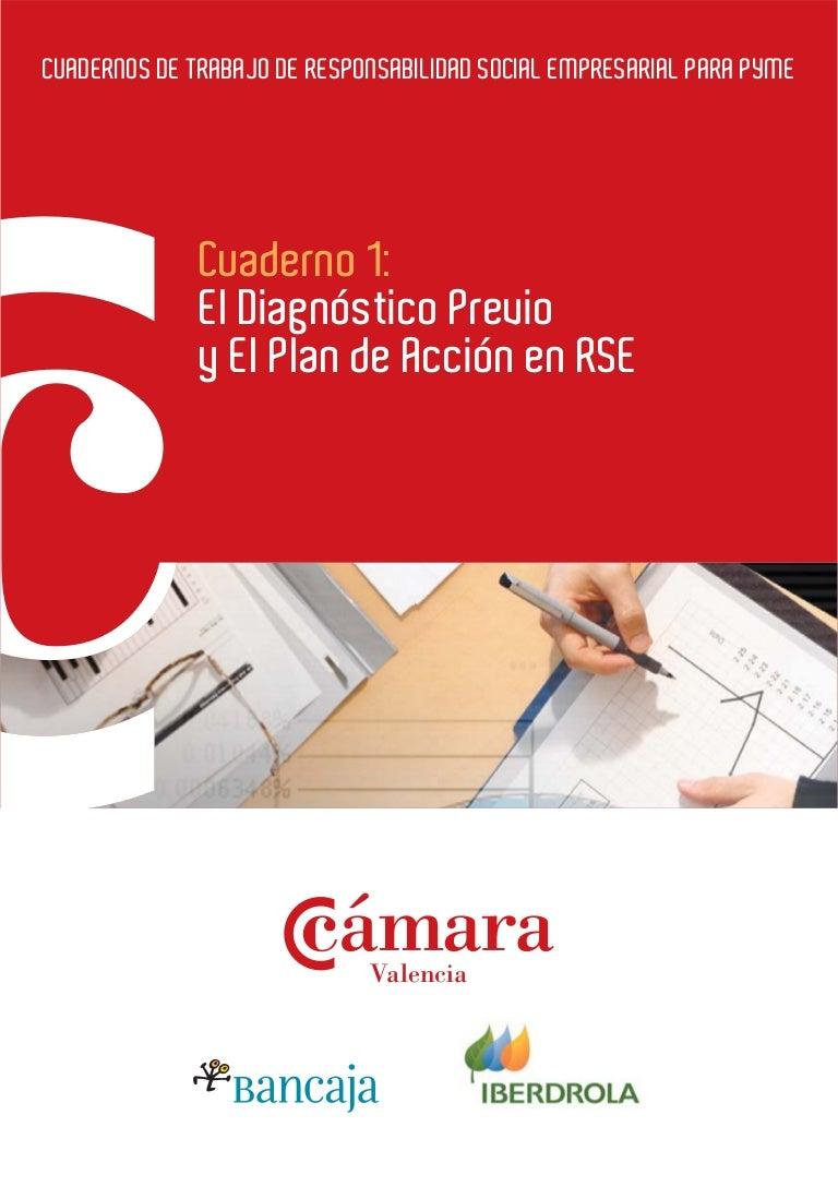 El Diagnóstico Previo y el Plan de Acción en RSE