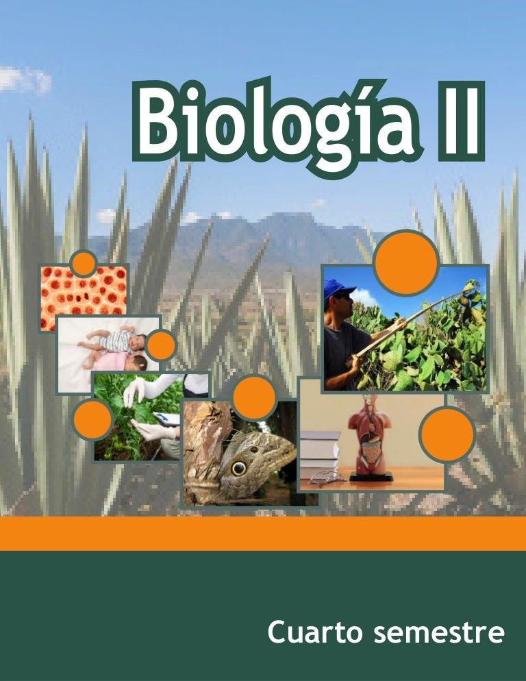libro de biologia general bachillerato pdf