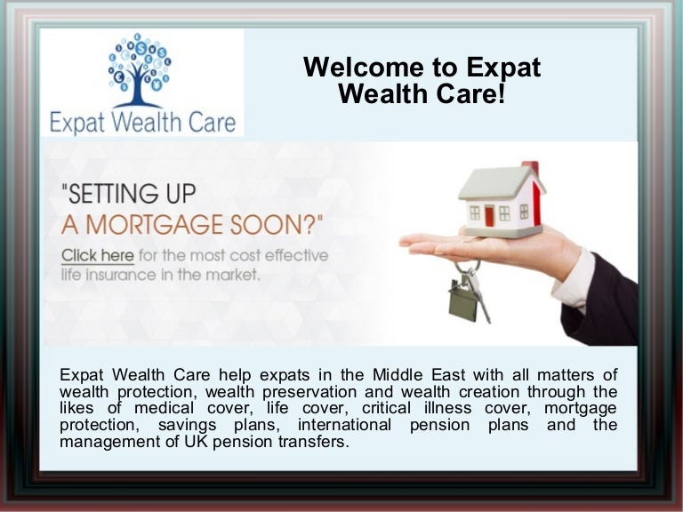 Life Insurance for Mortgage in Dubai | Key Man Life ...