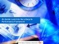 Business Management Framework, Performance Management Framework