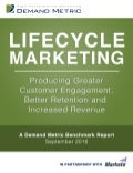 Lifecycle Marketing Benchmark Report