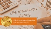 2016 Monitor Awards Gold Winners: Life Insurance