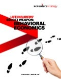 Life Insurers' Secret Weapon: Behavioral Economics