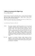 Lifelong Learning In The Digital Age - Free Preview of a chapter