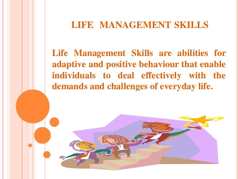 Life skills management 1