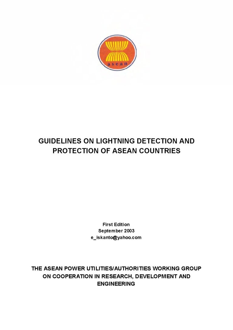Lightning Detection And Protection Of Asean Country Detector Circuit Diagram