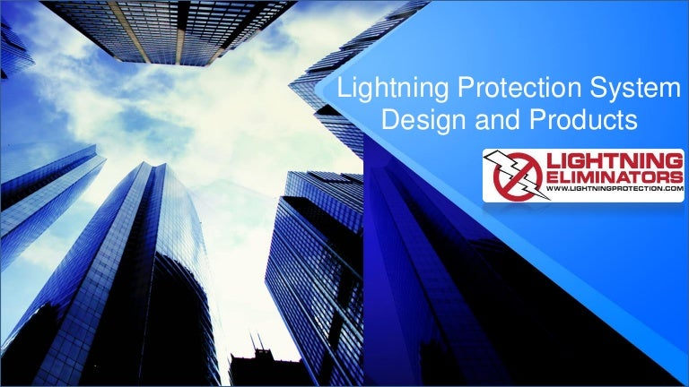 Lightning Protection System Design And Products