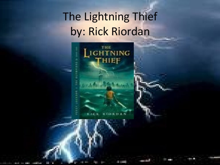 a comparison of collections and the lightning thief a novel by rick riordan The lightning thief extension activities three exciting learning activities to complement author rick riordan's modern myth.