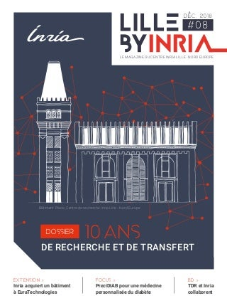 Lille by Inria n°8 : 10 ans de recherche et de transfert