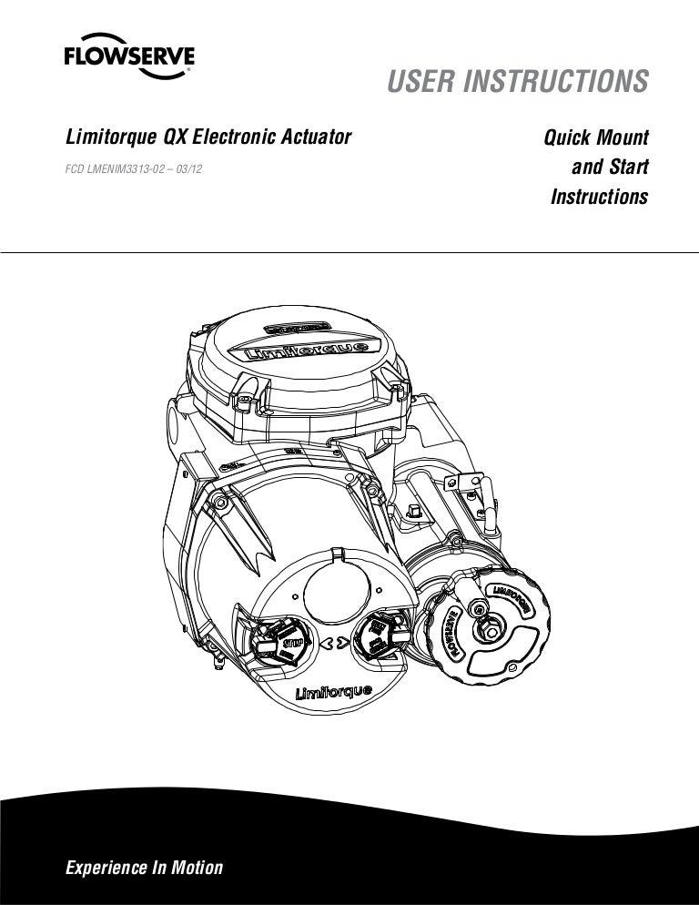 limitorque qx electronic actuator user instructions 170619172115 thumbnail 4?cb=1497893088 limitorque qx electronic actuator user instructions limitorque actuator wiring diagrams at crackthecode.co