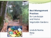 Linda J. Novy & Associates Soil Management Practices
